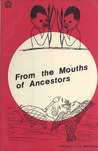 9780726308161: From the Mouths of Ancestors