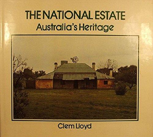 The National Estate Australia's Heritage: LLoyd, Clem &