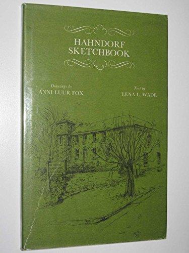 9780727000828: Hahndorf sketchbook (Sketchbook series)
