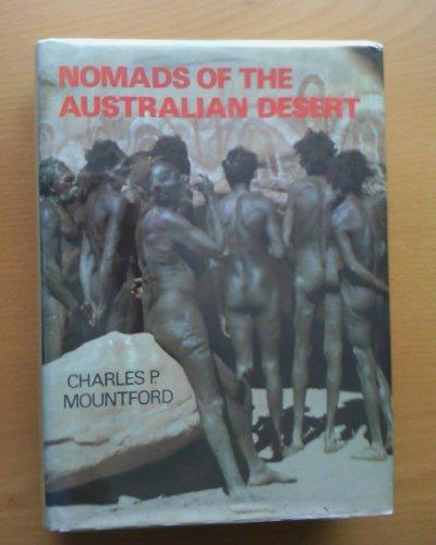 9780727001405: Nomads of the Australian desert