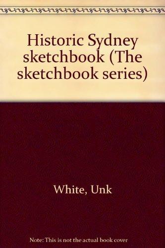 9780727002761: Historic Sydney sketchbook (The Sketchbook series)