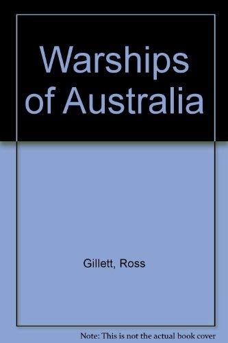 9780727004727: Warships of Australia