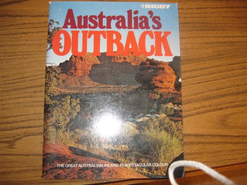 9780727005045: Australia's outback: The great Australian inland in spectacular colour