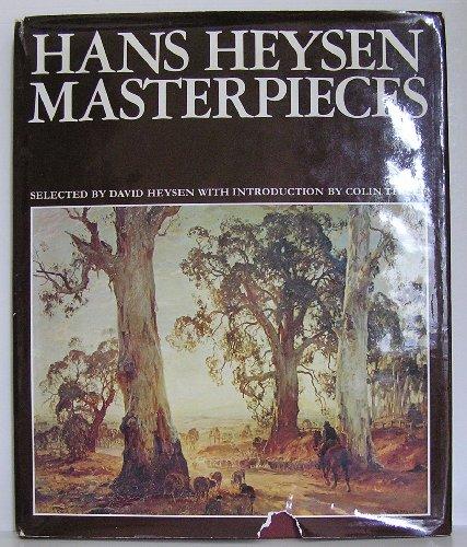 9780727005540: Hans Heysen masterpieces