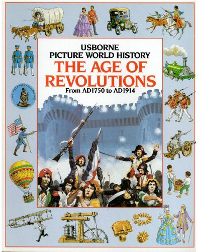 9780727011831: The Age Of Revolutions: From Ad1750 To Ad1914