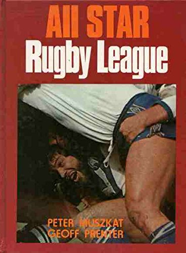 9780727012630: All Star Rugby League