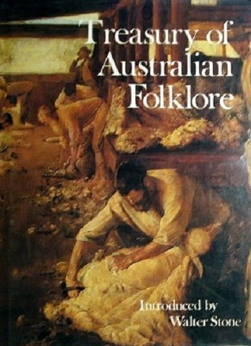 9780727012661: Treasury of Australian folklore