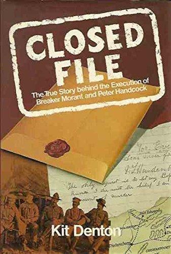 9780727017390: Closed File