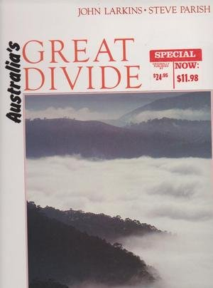 9780727018427: Australia's Great Divide: From Cape York to the Grampians