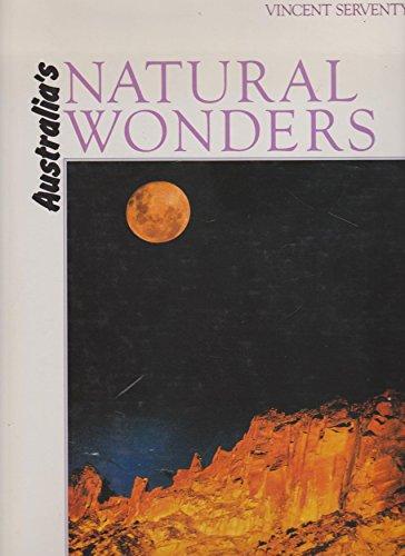 9780727018878: Australia's natural wonders