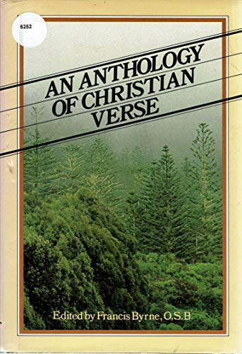 9780727019165: An Anthology of Christian Verse
