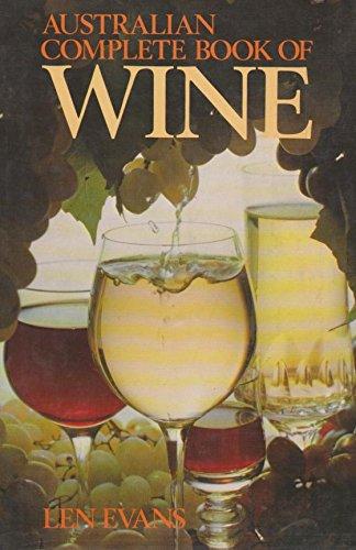 9780727100573: Australian Complete Book of Wine