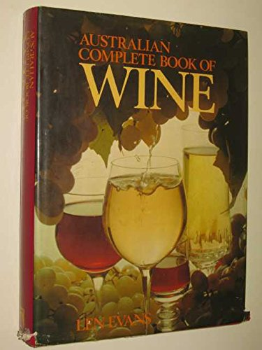 9780727101617: AUSTRALIAN COMPLETE BOOK OF WINE