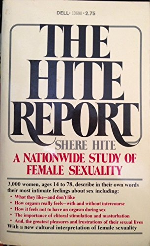 9780727102263: Hite Report: A Nationwide Study of Female Sexuality