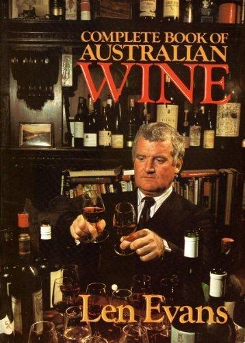 9780727103314: Complete Book of Australian Wine.