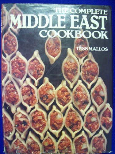 9780727103550: The Complete Middle East Cookbook