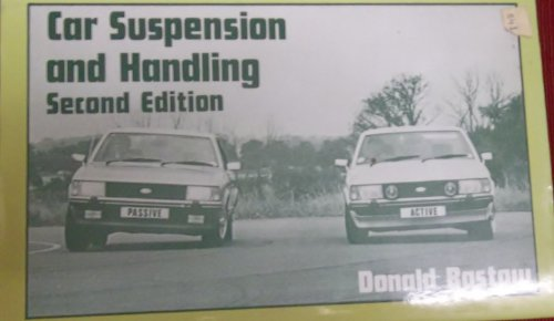 9780727303165: Car Suspension and Handling