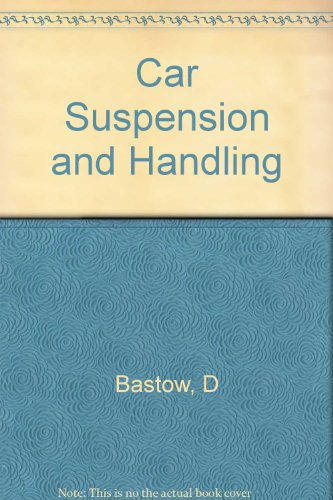 9780727303189: Car Suspension and Handling