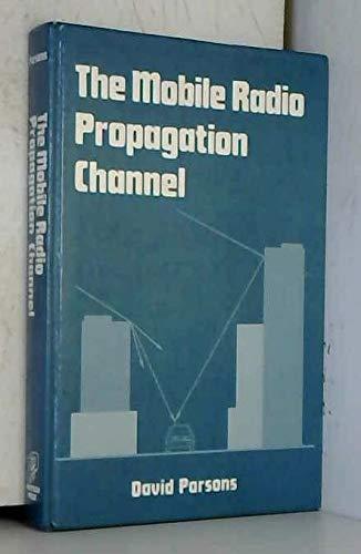 9780727313164: The Mobile Radio Propagation Channel