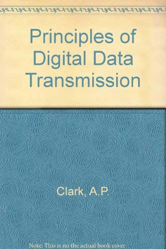 9780727316035: Principles of Digital Data Transmission