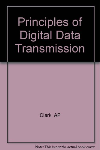 9780727316141: Principles of Digital Data Transmission
