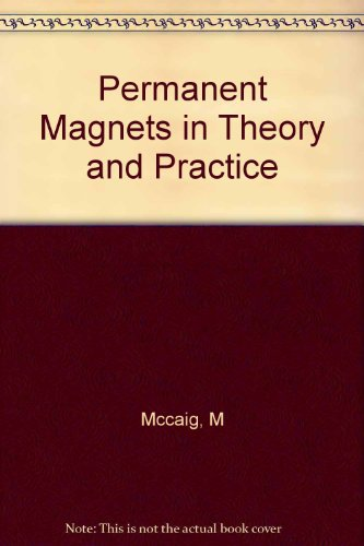 9780727316158: Permanent Magnets in Theory and Practice