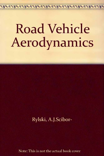 9780727318046: Road Vehicle Aerodynamics