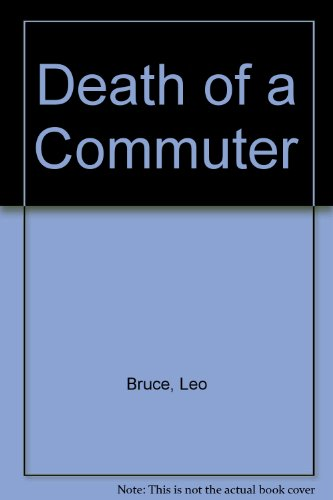 9780727400413: Death of a Commuter