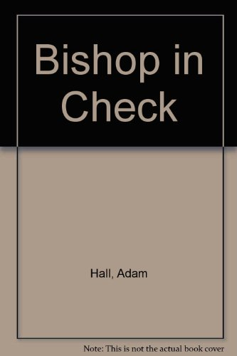 9780727401304: Bishop in Check