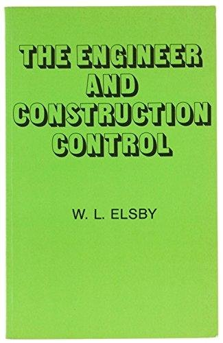 9780727701176: Engineer and Construction Control