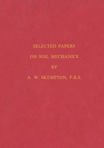 9780727702050: Selected Papers on Soil Mechanics