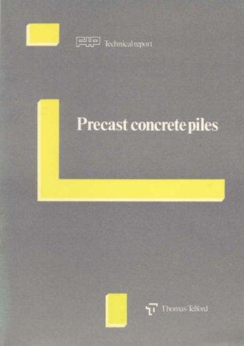 9780727702173: Precast Concrete Piles (Ice Works Construction Guides)