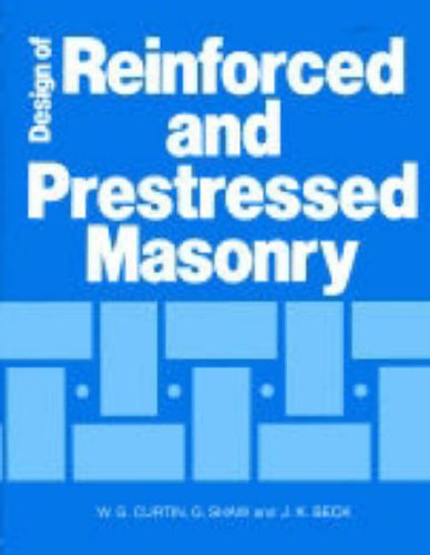 9780727713148: Design of Reinforced and Prestressed Masonry