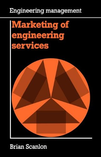 9780727713483: Marketing of engineering services (Engineering Management series)