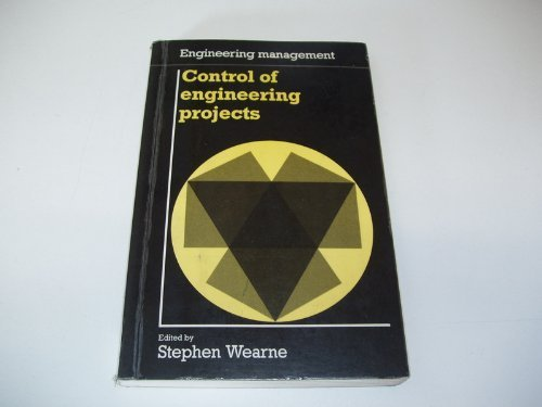9780727713872: Control of Engineering Projects (Engineering Management Series)