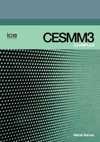 9780727716576: CESMM3 Examples (No. 3)