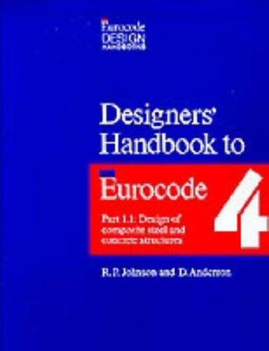 9780727716903: Designers Handbook to Eurocode 4: Design of Composite Structures Pt. 1. 1 (Eurocode Design Handbooks)