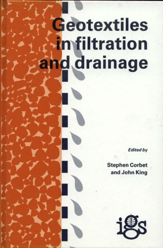 9780727719249: Geotextiles in Filtration and Drainage: Proceedings of the Conference Geofad '92 : Geotextiles in Filtration and Drainage Organized by the Uk Chapte