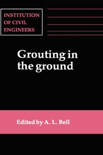 9780727719287: Grouting in the Ground