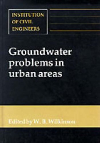 9780727719744: Groundwater Problems in Urban Areas: Proceedings of the International Conference Organized by the Institution of Civil Engineers and Held in London, 2