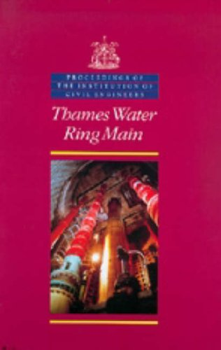 9780727720030: Thames Water Ring Main: Civil Engineering Special Issue