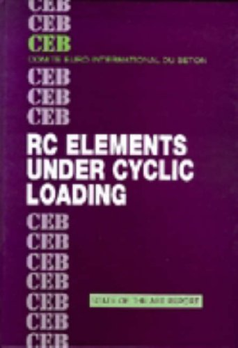RC Elements Under Cyclic Loading: Comite Euro-International du Beton
