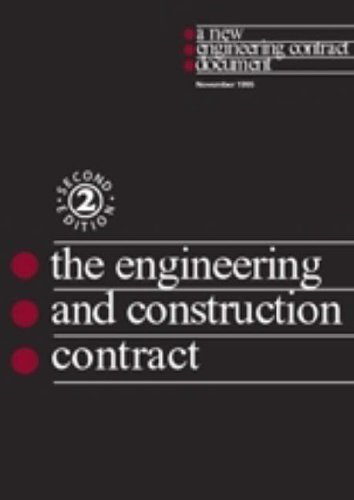 9780727720948: Engineering and Construction Contract: The Engineering and Construction Contract (Ecc)