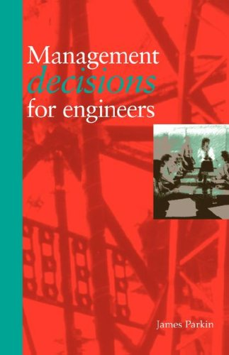 9780727725011: Management Decisions for Engineers