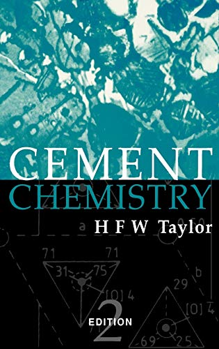 9780727725929: Cement Chemistry