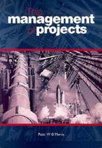 9780727725936: The Management of Projects