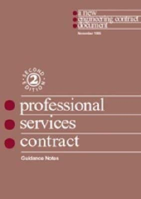 9780727726346: The New Engineering Contract: The Professional Services Contract