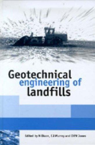 9780727727084: Geotechnical Engineering of Landfills