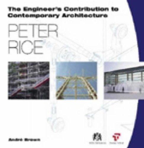 9780727727701: Peter Rice