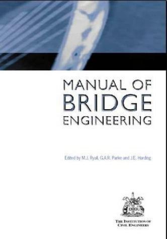 9780727727749: The Manual of Bridge Engineering